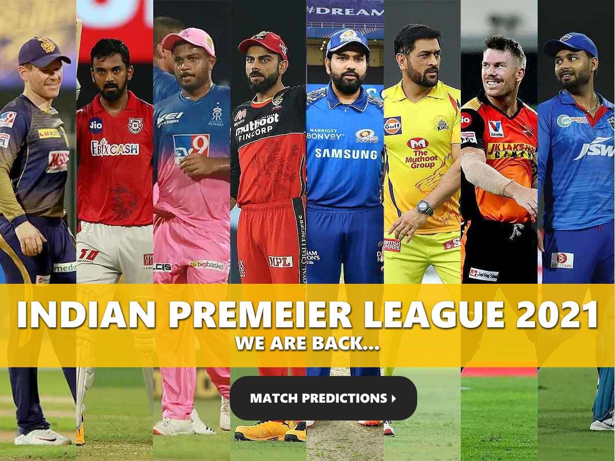 PunterPolls - IPL 2021