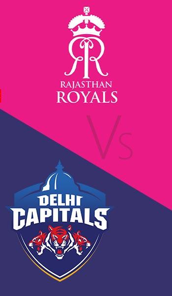 IPL 2021 - RR v DC Match Predictions
